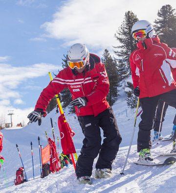 Sprint Ski Race